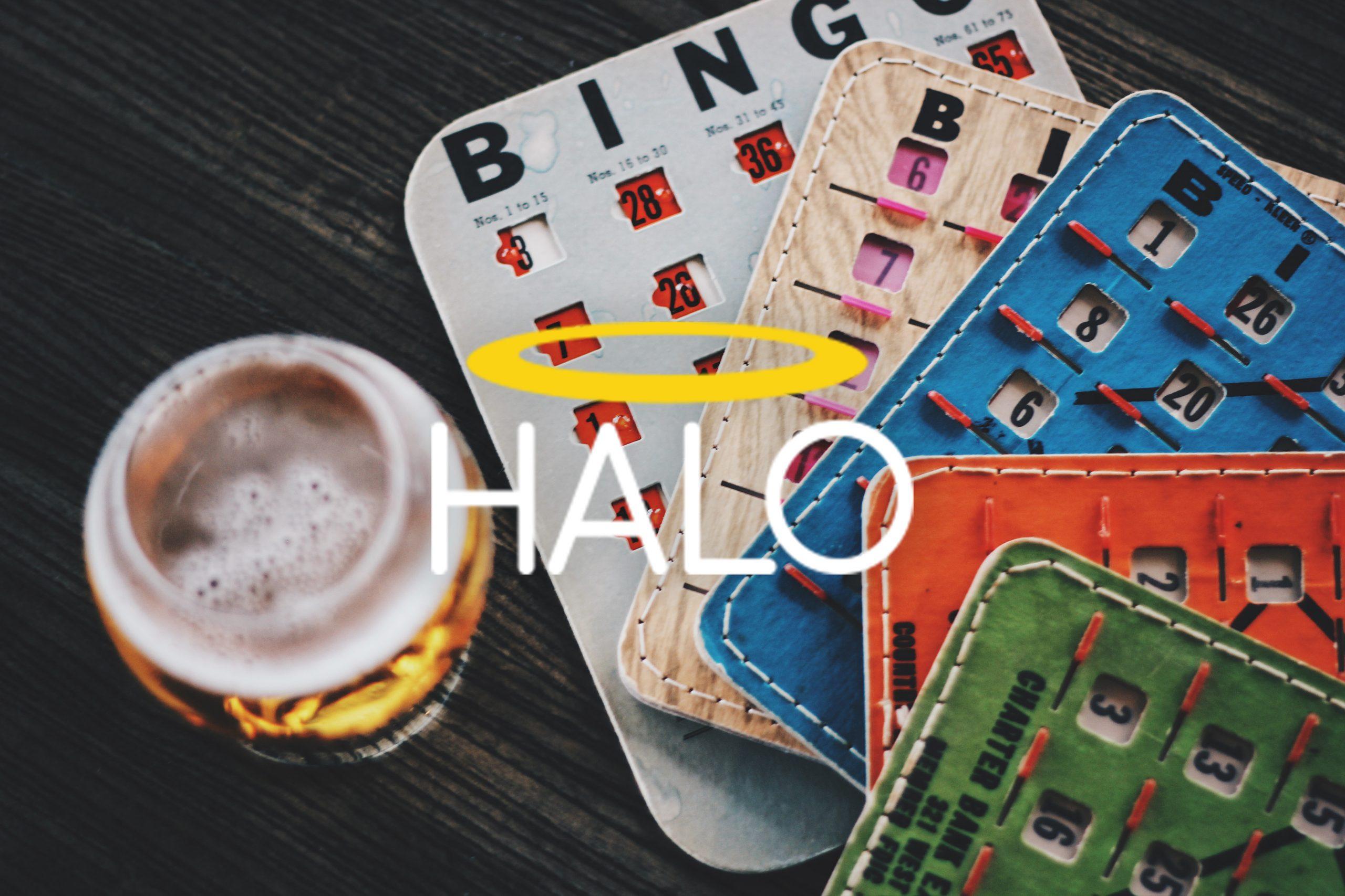 Boulevard Tours & Rec Bingo with Halo