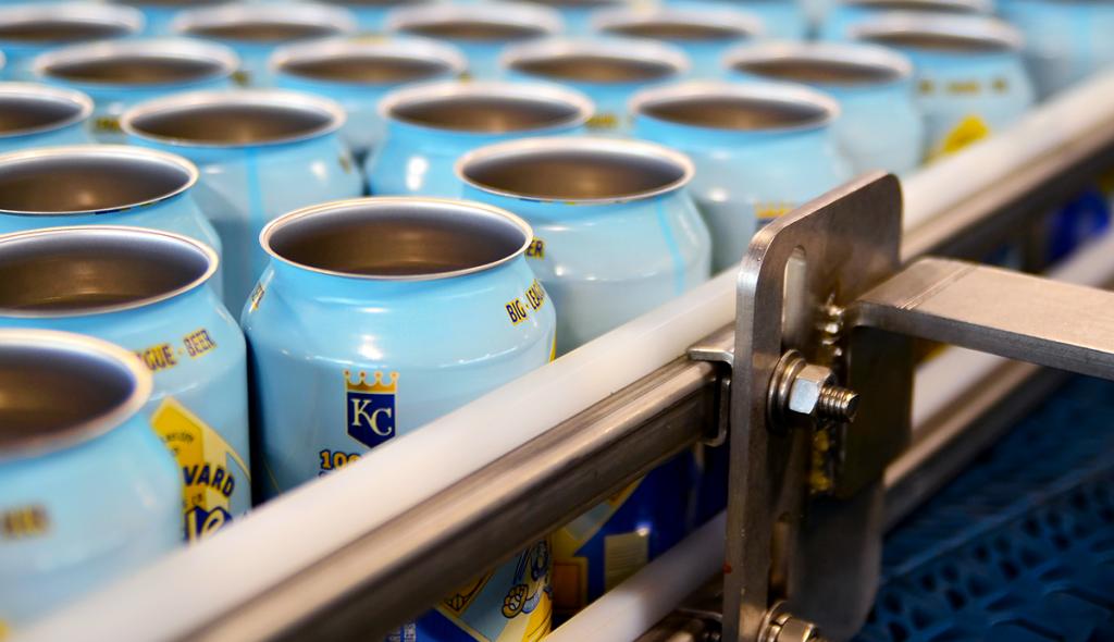 Hustle Up on Canning Line