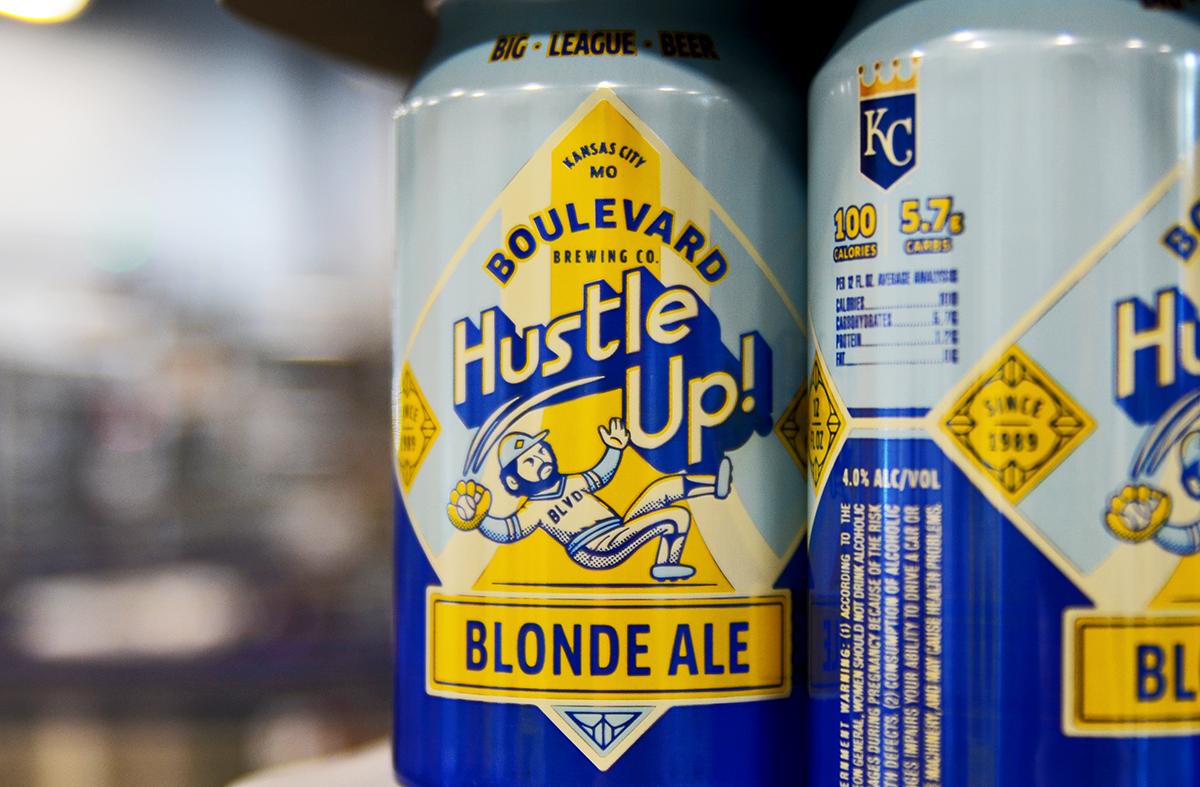 Boulevard x Kansas City Royals Present: Hustle Up!