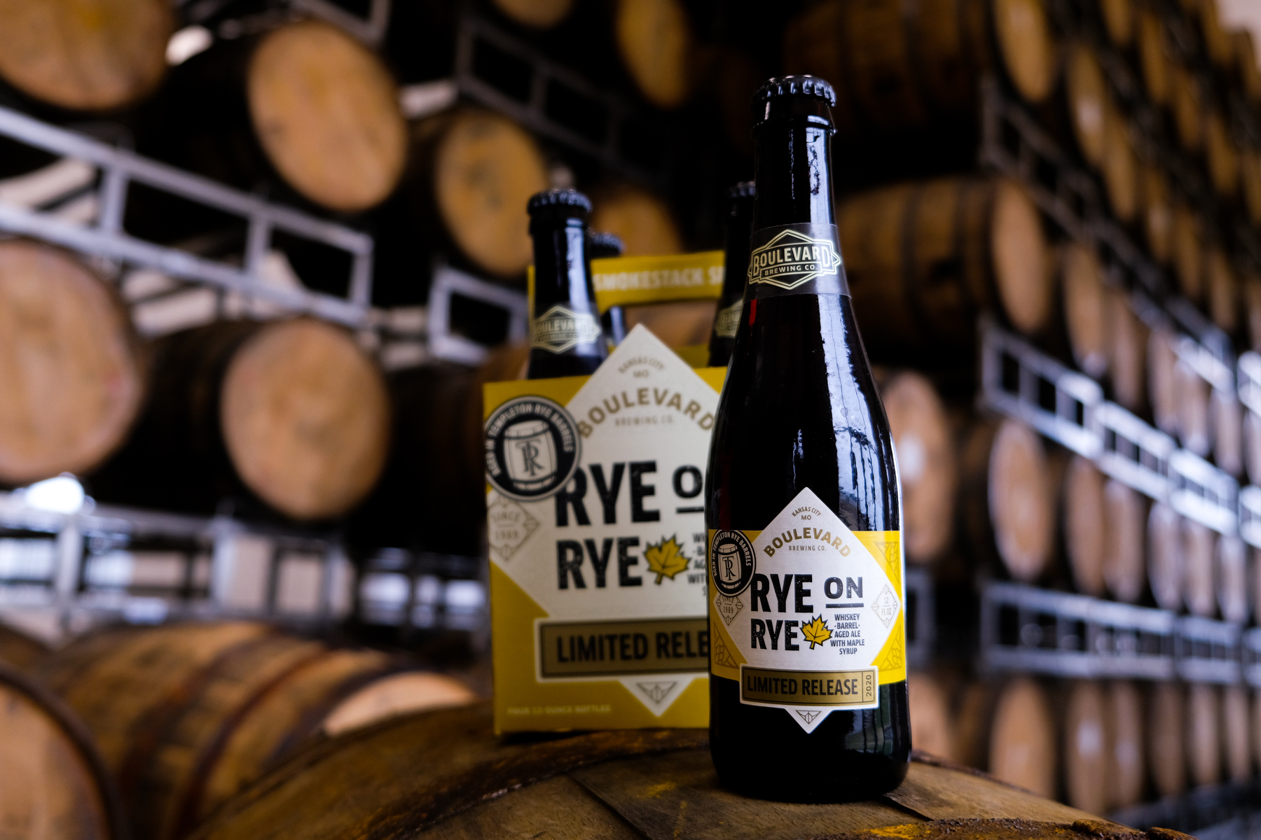 Introducing Rye on Rye Maple