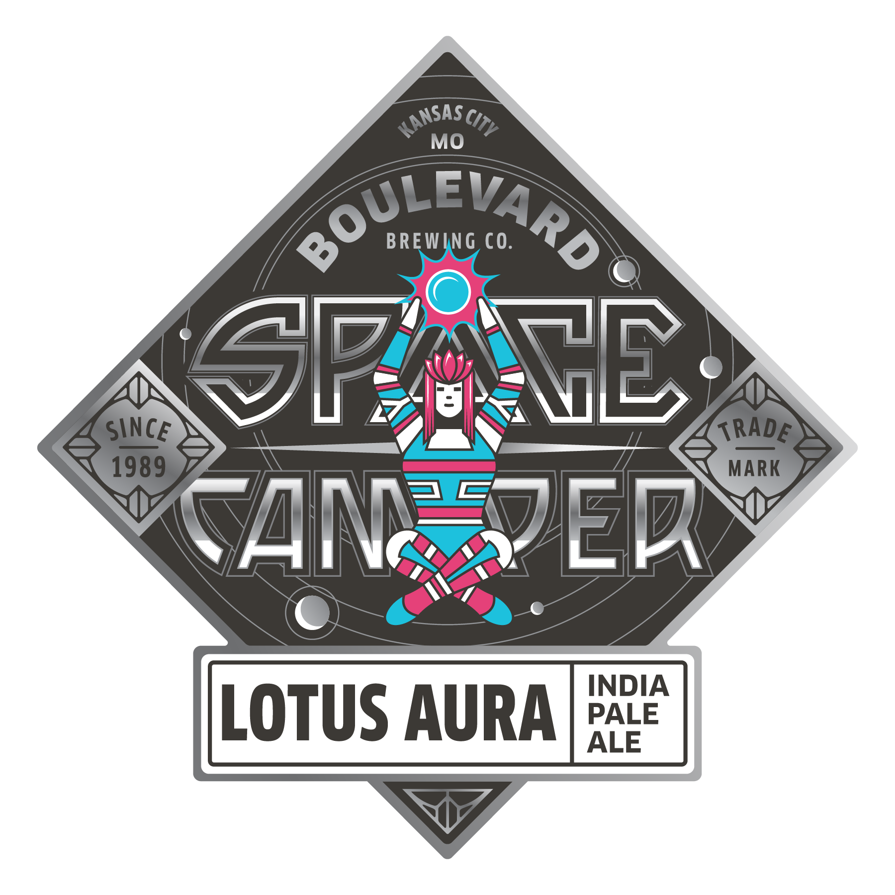 Space Camper | Lotus Aura