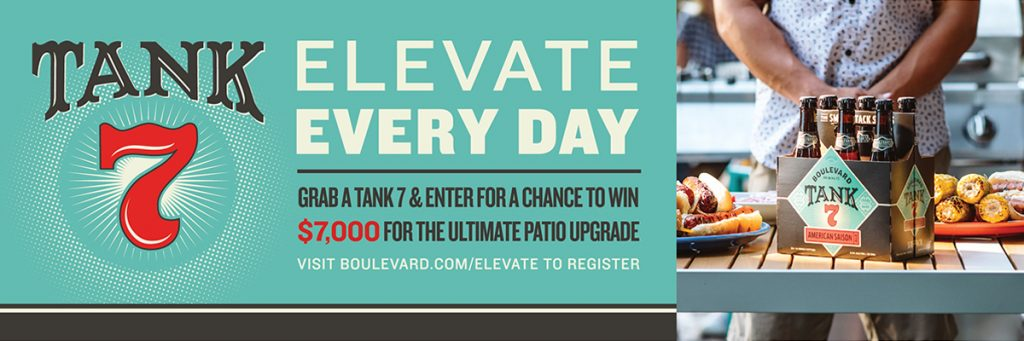 Tank 7 Elevate Every Day contest