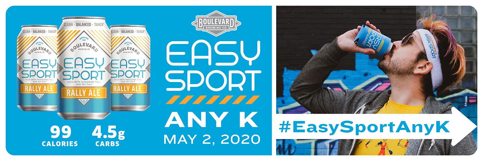 Easy Sport AnyK | Boulevard Brewing Company