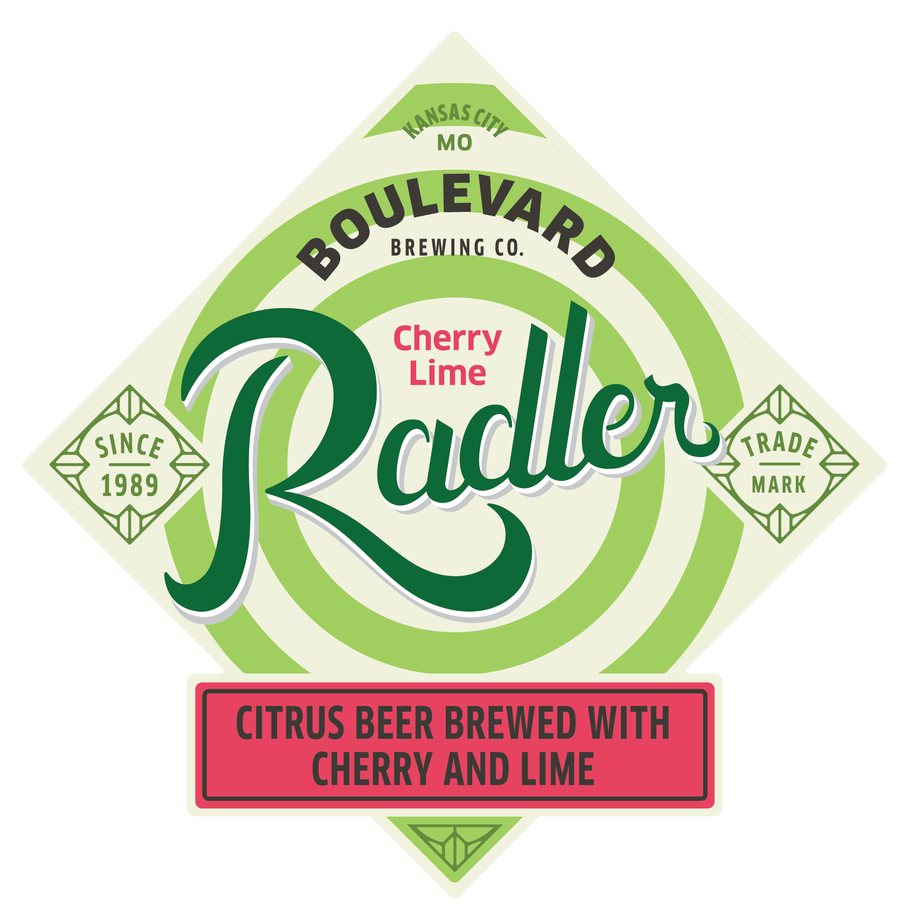 Cherry Lime Radler