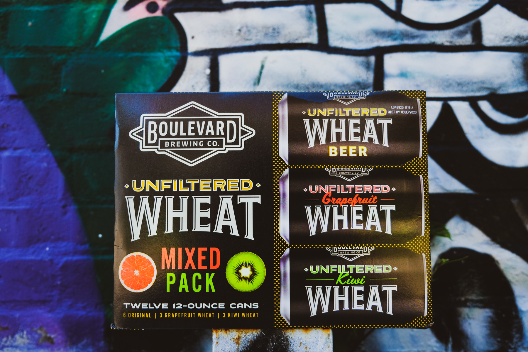 Introducing the Unfiltered Wheat Mixed Pack