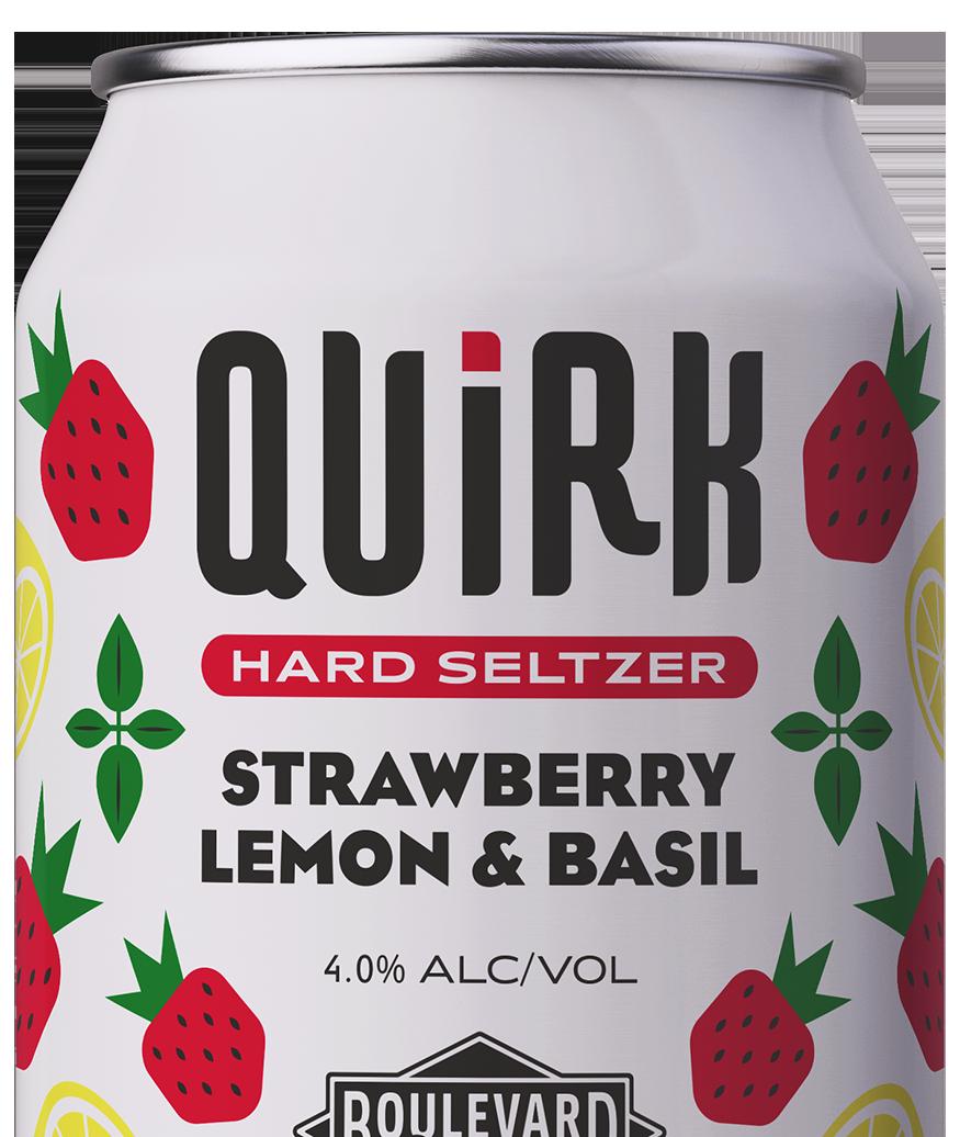 Strawberry Lemon & Basil