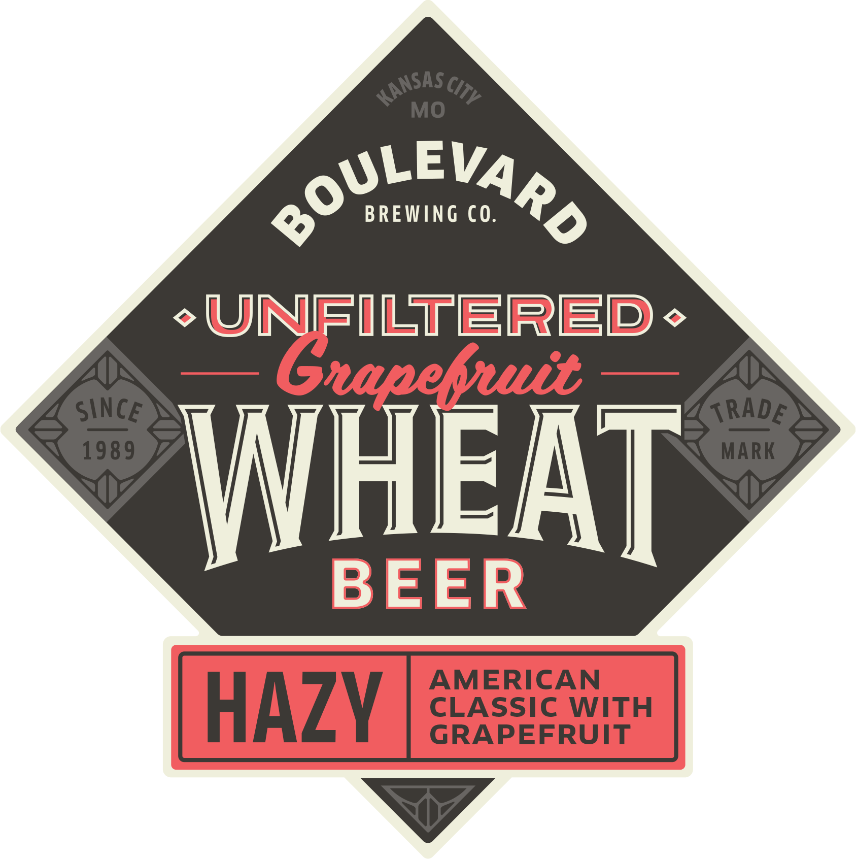 Unfiltered Grapefruit Wheat