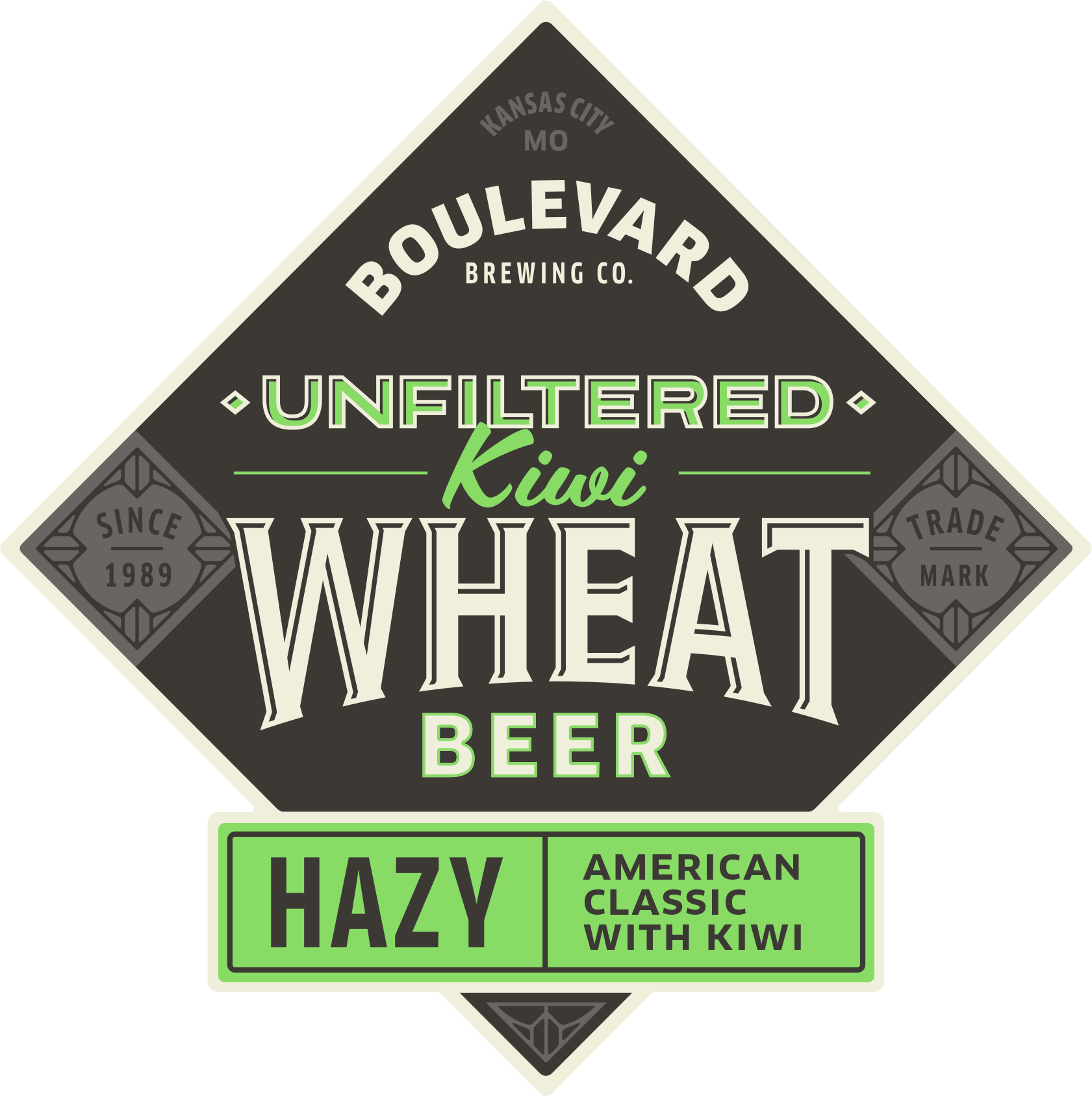 Unfiltered Kiwi Wheat