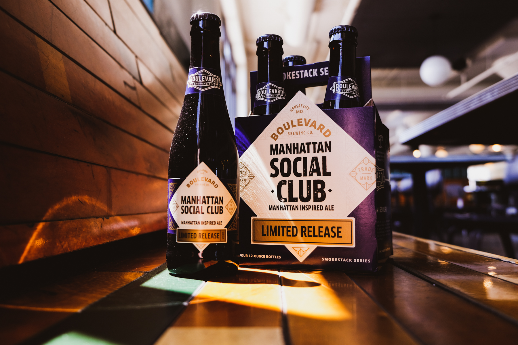 Welcome to the Club: Manhattan Social Club
