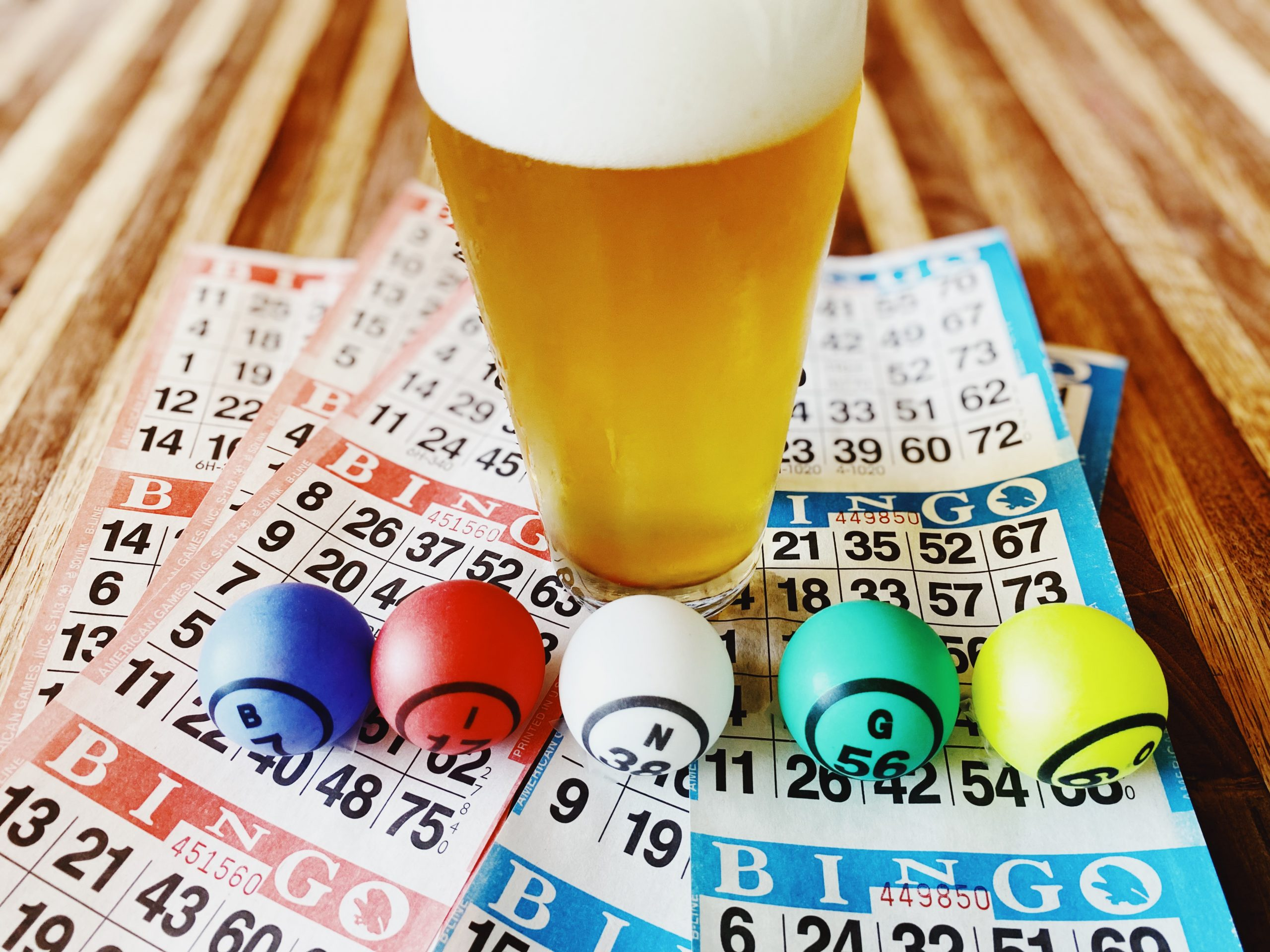 Sunday Bingo + Beers