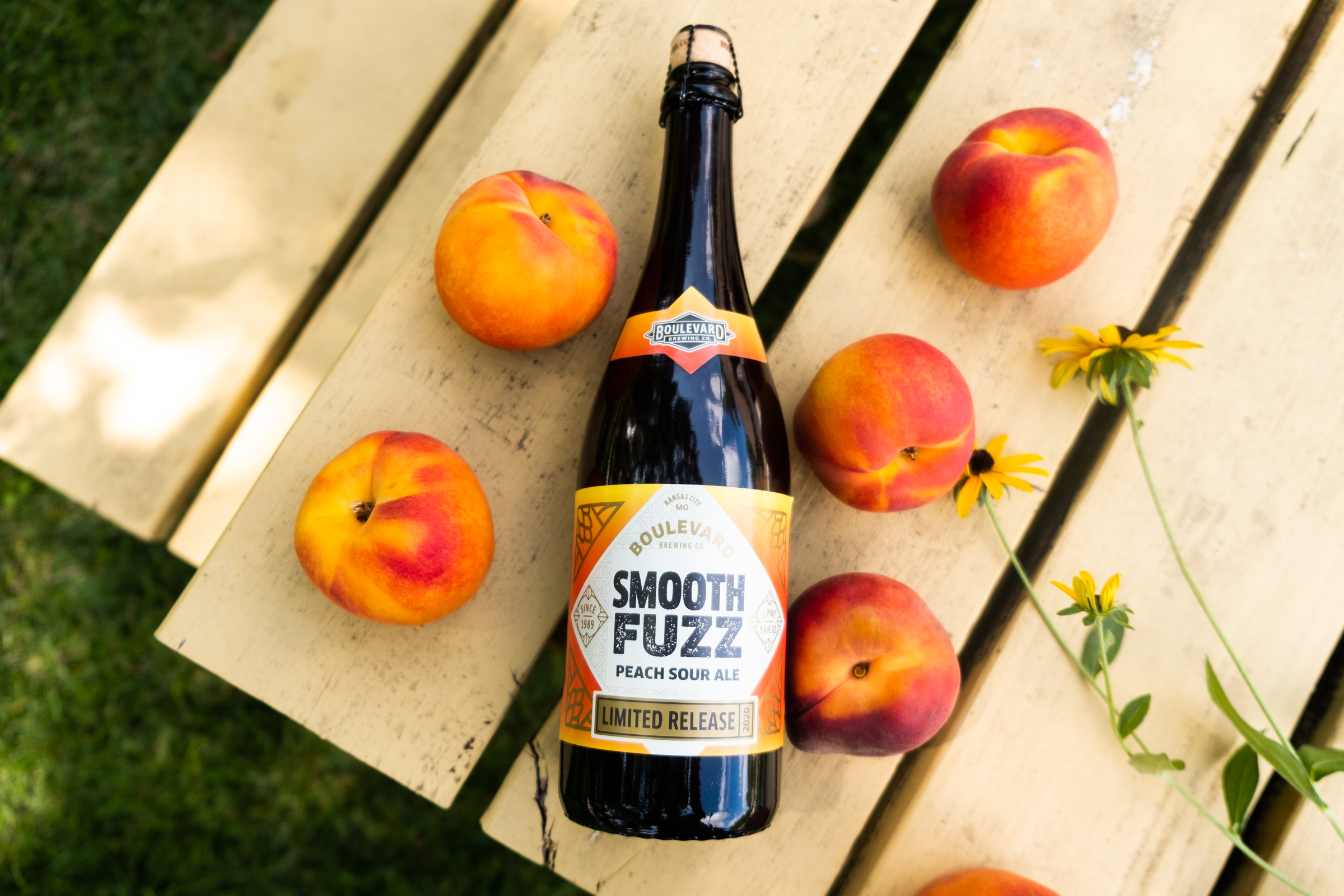 Smooth Fuzz with Peaches