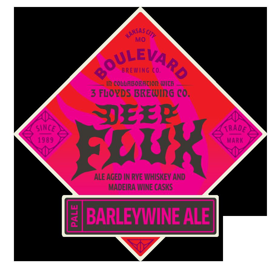 Deep Flux Pale Barleywine