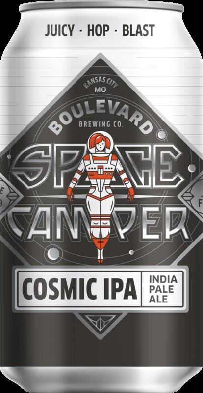 Space Camper Cosmic IPA
