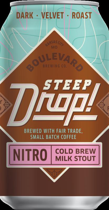 Steep Drop