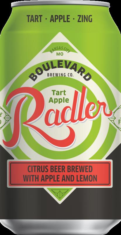 Tart Apple Radler