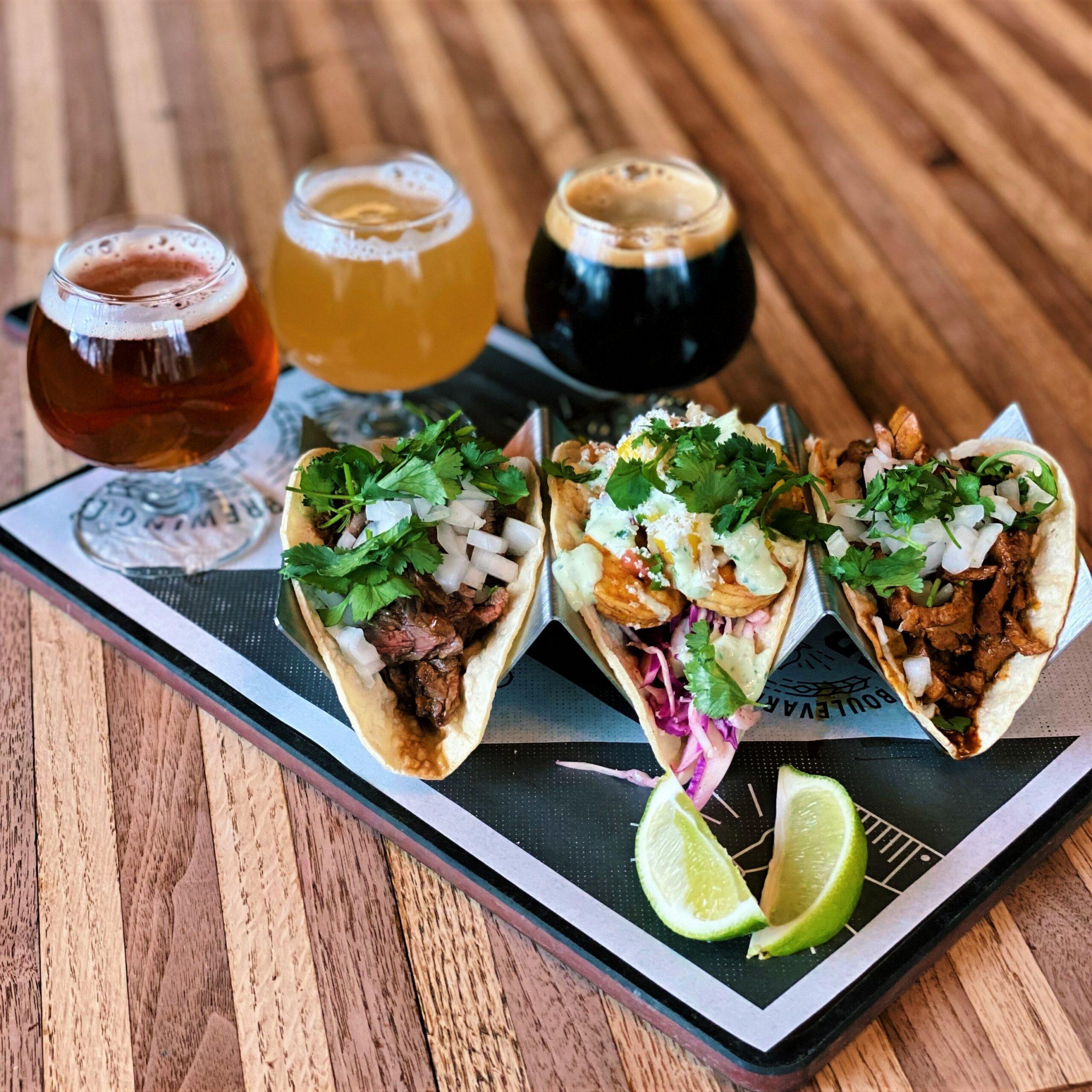 Taco & Beer Happy Hour