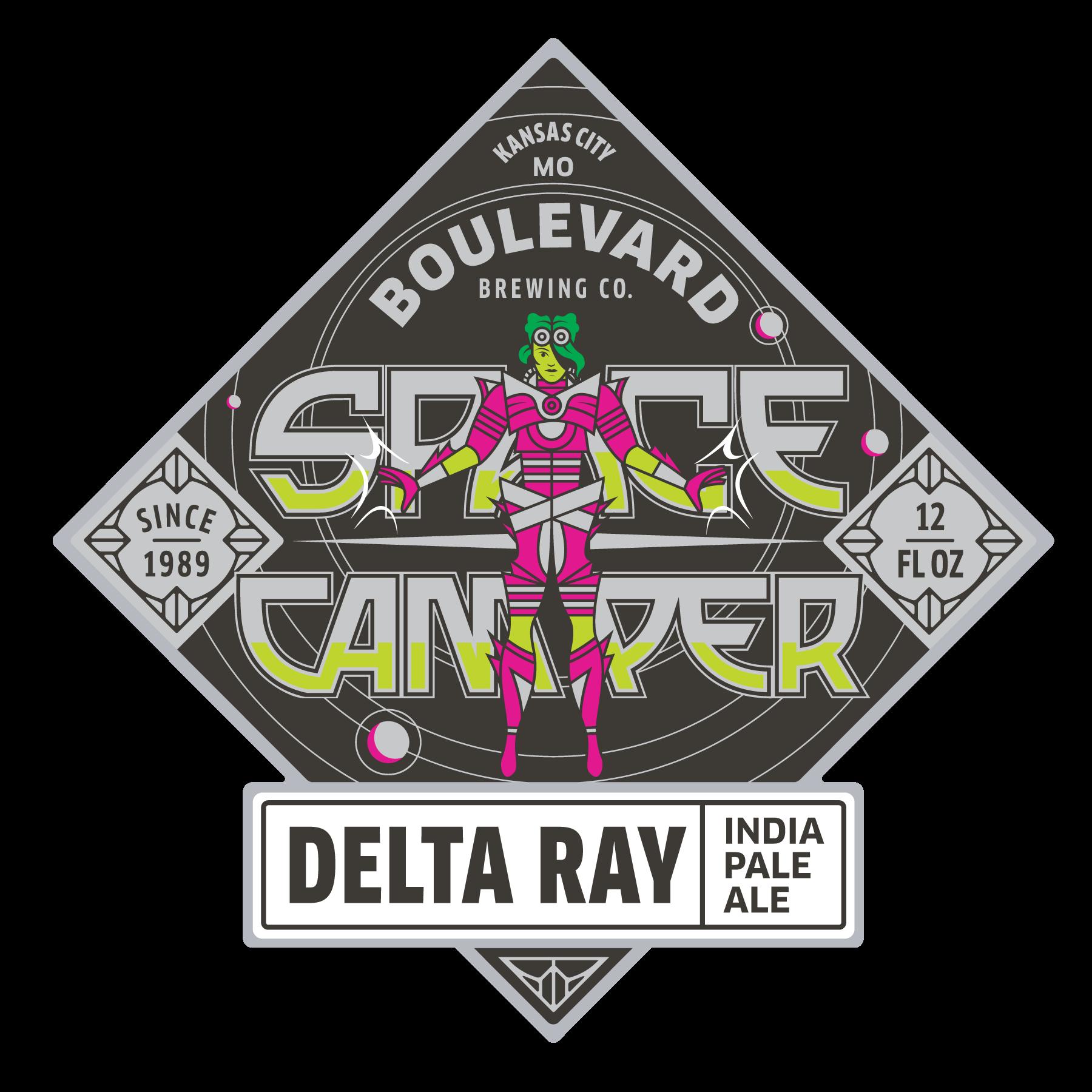 Space Camper   Delta Ray IPA