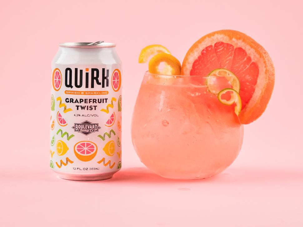 Grapefruit Twist & Shout
