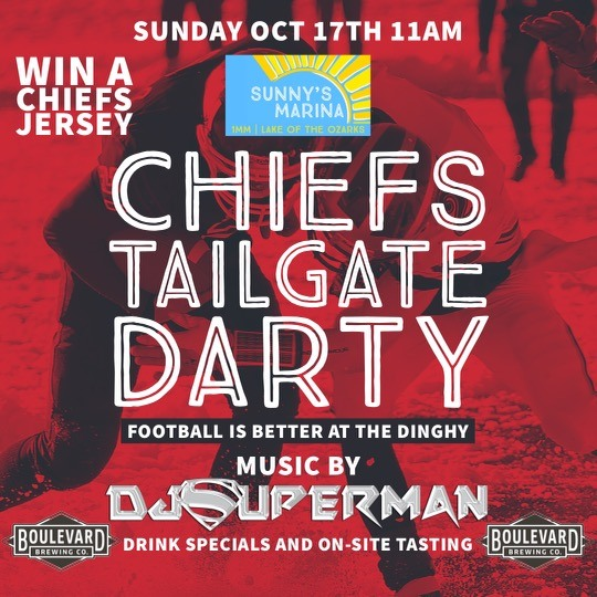 Chiefs Tailgate Party